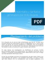 Riesgos Ambientales y Sanitarios Generados Por El Río