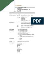 Examples of cvs.pdf