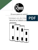 RHEEM-MUSo-Termo-Eléctrico-189L246L303L454L