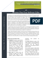 15 Razones Para Usar Software Libre