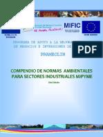 Compendio Legal Ambiental Ene 2013_Version II-Prameclin
