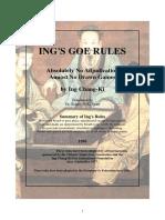 Ing Rules 2006