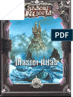 Rolemaster - Shadow World - Master Atlas - 4th Ed