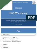 Chapitre 5-HW SW Codesign