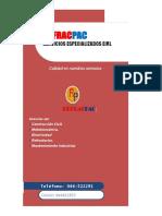 Brochure Refracpac Serv. Espec.