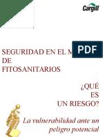 Deteccion de Fosfina Cargill Quebracho