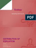 CSEC Biology Ecology - Sampling Techniques 1