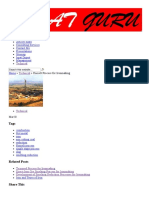 Romelt Process for Ironmaking _ Ispatguru
