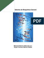 Temas Selectos de Bioquímica General