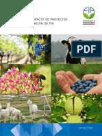 Evaluación de Impacto de Proyectos y Giras de Innovación de Fia