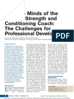 Article on Challenges for Proffesional Development