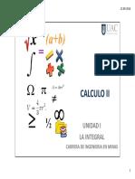CALCULO II Unidad I Clase3-4