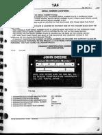JOHN DEERE 790 DL