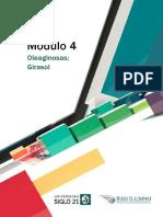 Módulo 4 - Oleaginosas - Girasol