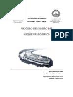 Proceso de Diseño Del Buque Frigorifico