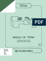 1939 Modulo Torno