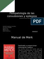 Farmacos epileptógenos.