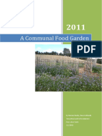 Instruction Booklet - School Veggie Garden