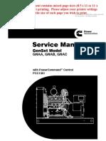 PCC 1301 Service Manual