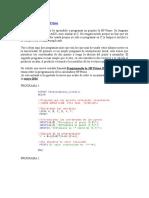 Programando La HP Prime