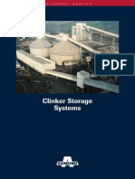 Clinker Storage Systems 150508