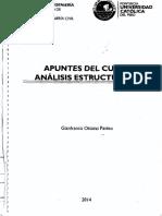 apuntes de analisis estructural