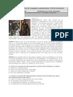 Evaluación de Taller de Lenguaje y Comunicación 8