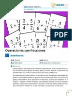Secuencia Fracciones
