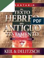 Keil & Delitzsch - Comentario Al Texto Hebreo Del Antiguo Testamento - Vol 1 - Pentateuco e Históricos