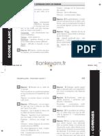 327339876 Corrige IAE CONCOURS Comprehension Et Expression Ecrite en Francais Test Blanc 2014