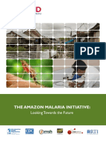 Amazon Malaria Initiative Looking Towards the Future