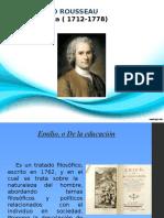 Puntos Débiles de La Teoría de Rousseau