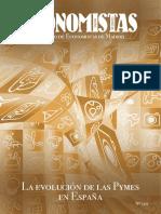 La Evolucion de Las Pymes en España