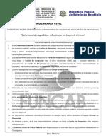 S17 v - Analista - Engenharia Civil