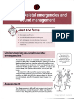 Mus Culo Skeletal Emergencies and Wound Management