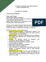 Documento Sobre Normas de Protección
