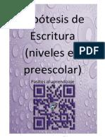 4. Hipótesis de Escritura (niveles en preescolar).pdf