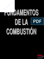 2. Fundamentos de La Combustión - Alirio Bedoya
