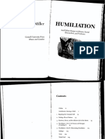 William Ian Miller - Humiliation [Parcial]