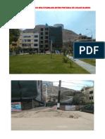 Imágenes Del Edificio Multifamiliar Antes Pintarlo de Color Blanco 02