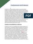 Fisiología Cardiovascular Del Embarazo