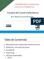 1.5 Mecanismos Para Contrarrestar Los Efectos Del Canal