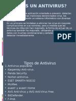 Qué es un Antivirus