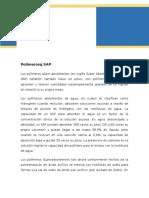 Polímeros Super Absorbentes