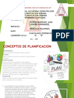 Final Planificacion