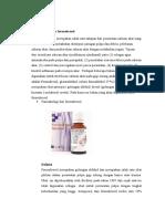 Sterilisasi dengan formokresol
