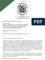 Tsj Regiones - Decisión Deudas Tributarias