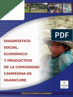 Diagnostico Socio Economico Huancuire