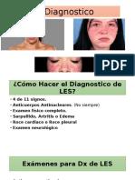 Diagnostico de LES