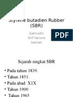 Styrene butadien Rubber (SBR).pptx